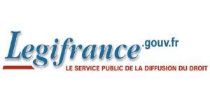 Legifrance.gouv.fr